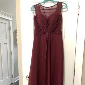 Bill Levkoff Formal Floor Length Dress